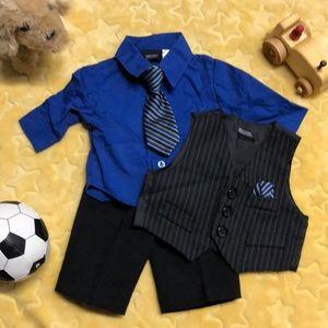 Baby suit (0-3m)